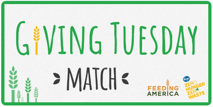 Feeding America #GivingTuesday Example