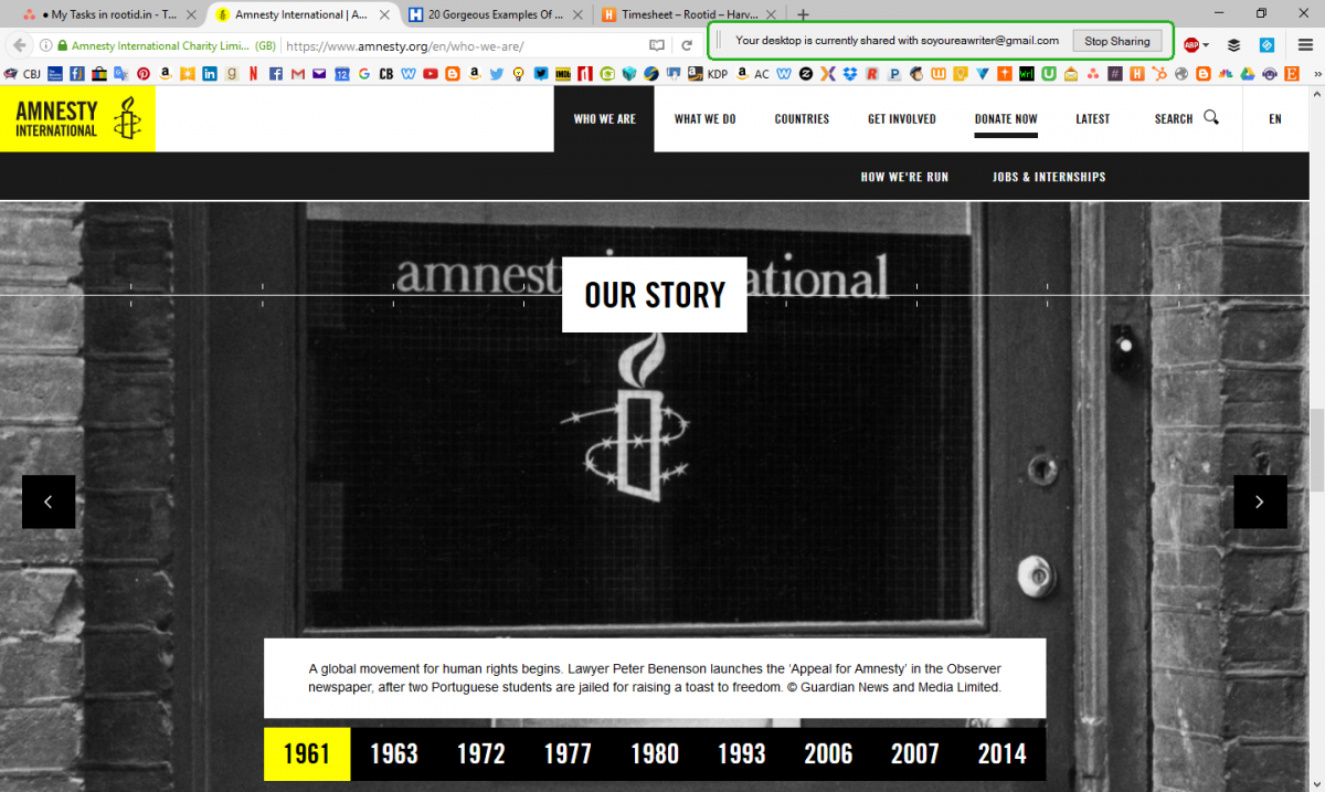 Amnesty International_Rootid Timeline 2
