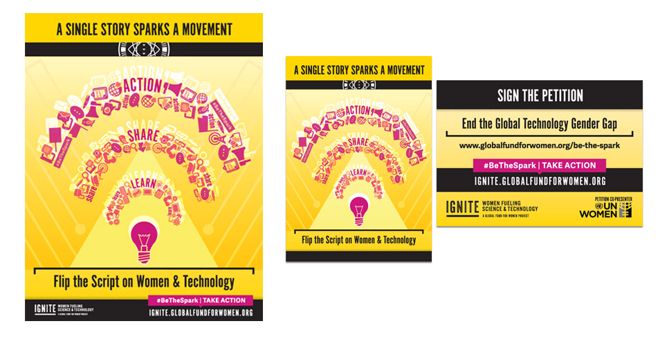 Ignite Exhibition Infographic 2: Spark a Movement