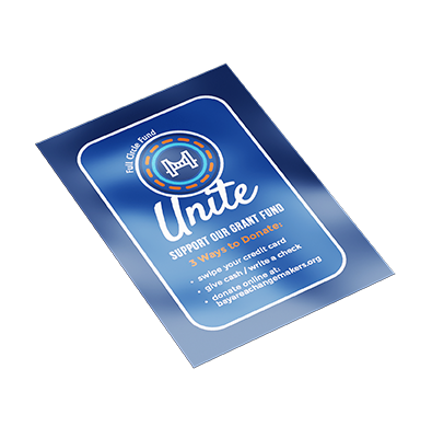 Full Circle Fund UNITE Sticker