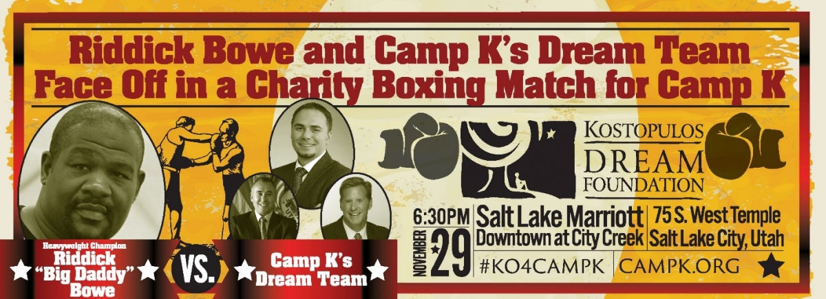 Camp K Boxing Gala