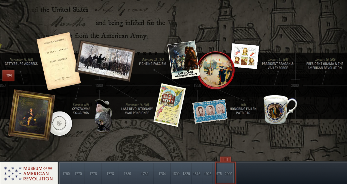 Museum of the American Revolution_Rootid Timelines 4