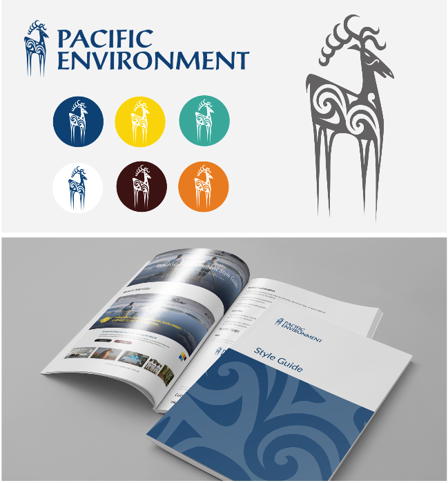 Pacific Environment Brand Strategy