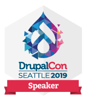 Rootid is Speaking at DrupalCon19