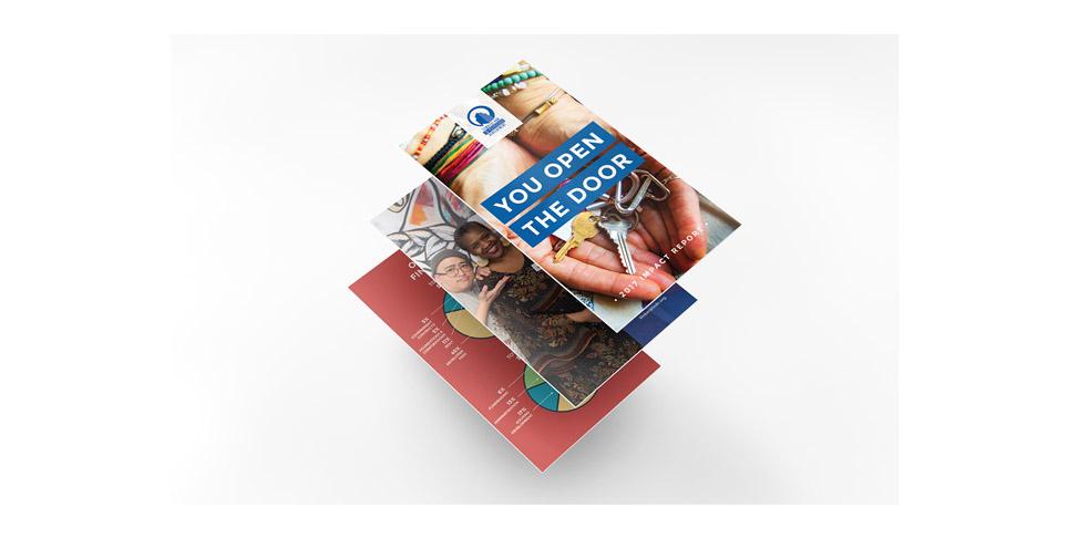 TNDC Annual Report Brochure