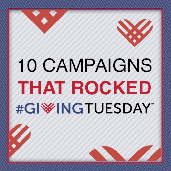 Rootid's 10 Campaigns That Rocked #GivingTuesday
