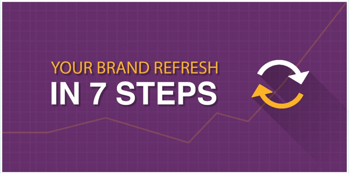 Brand Refresh in 7 Steps