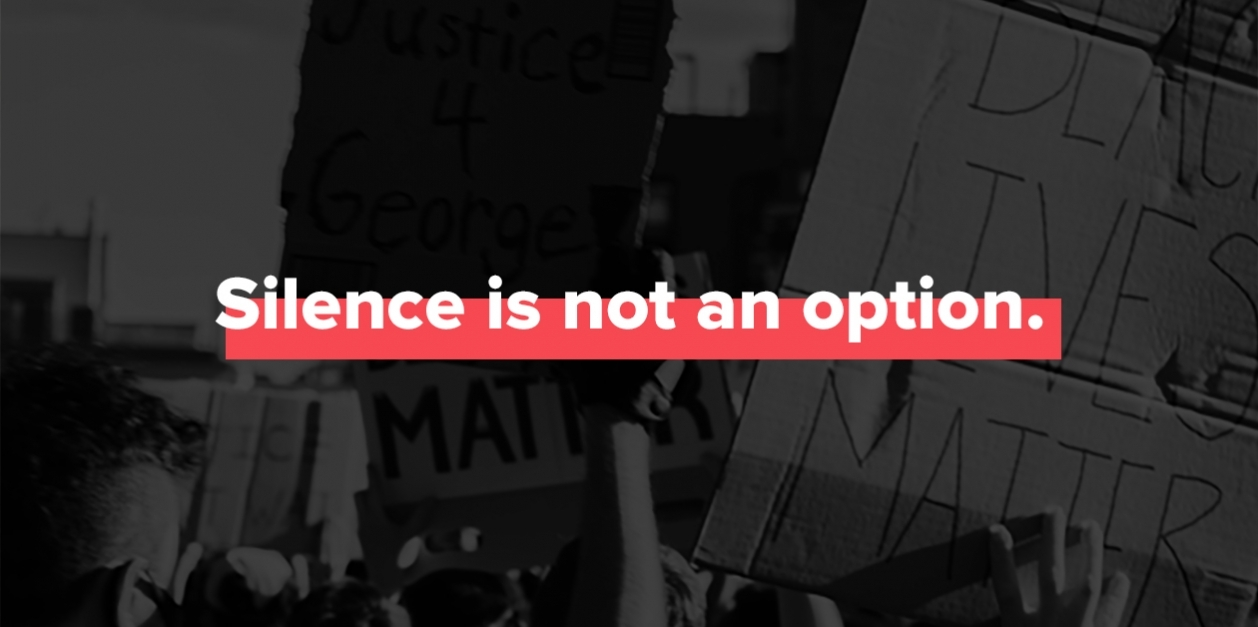 Silience is not an option