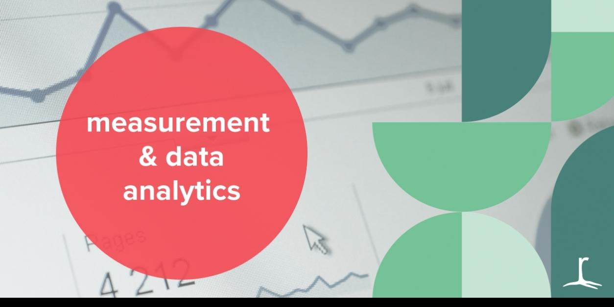 measurement & data analytics