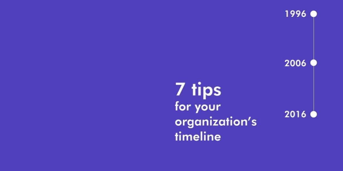 Website Timeline