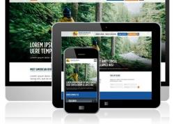 American Rivers Brand Refresh and Wordpress Website
